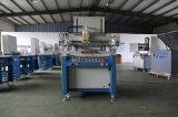 Maquinaria de impresión semi automática cilíndrica de la pantalla para el acrílico