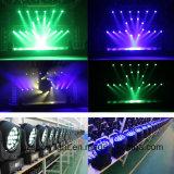 RGBW LED 이동하는 맨 위 광속 빛 DJ 점화4 에서 1 Osram19*12W