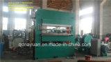 1000 tonnes de presse de vulcanisation hydraulique de pétrole automatique