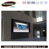 Sinal de publicidade LED de interior P2.5 Rental