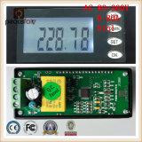 Contador de Digitaces actual del tiempo de la energía de la potencia del voltaje de la CA 20A 5in1
