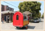 Automobile mobile della cucina dell'automobile elettrica della rotella di Ys-Et230A 3