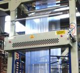 Máquina que sopla de alta velocidad de la película plástica del PE de SJ
