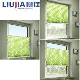 Cortinas de ventana/persianas de papel plisadas temporales