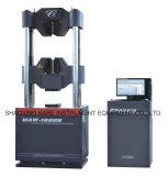 Machine de test universelle servo électrohydraulique automatisée (WAW-600B)