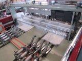 Automatische 4 Weg-PlastikEinkaufstasche-kalter Ausschnitt-Maschine