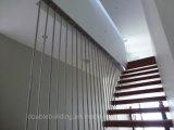 큰 계단 뜨 층계 케이블 층계 방책 장비