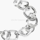 方法宝石類の合金文の鎖のネックレス