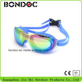 Óculos de proteção chegados novos da natação da névoa do silicone anti