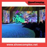PH3.9 SMD Indoor Full Color Location LED Display pour Show avec Slim Panel