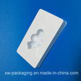 Blister blanc personnalisé pour jouets Emballage en plastique