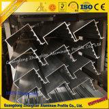 Los surtidores de aluminio modificaron el perfil para requisitos particulares de aluminio industrial grande para la industria