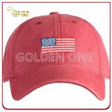 Protezione di sport di baseball di disegno personalizzata bandiera americana