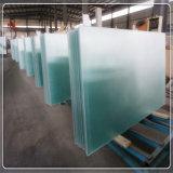 Vidro difusado de segurança temperada para telhados de estufa de vidro / paredes laterais