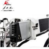 """vélo électrique pliable de bâti d'alliage d'Al du blanc 20 de 36V 250W """" mini (JSL039B-10)"""