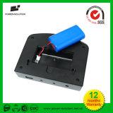 Syteme Eclairage Solaire Avec 2 Ampullen und USB-Telefon-Aufladeeinheit