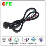 магнитный кабельный соединитель 4pin для варить печь