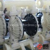 Filterpresse-Zufuhr-pneumatische Membranpumpe