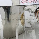 Las ventas de Hot Metal Grande Redonda mesa de comedor giratorio de funcionamiento