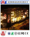 LED SMD P8 digital de alta resolución de visualización de pantalla completa color al aire libre de publicidad de vídeo