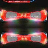 Nuevo diseño de dos ruedas autobalanceo Elecctric Vespa con la manija