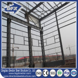 Almacén prefabricado del acero de la construcción de edificios de la estructura de acero