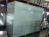 25mm de espessura e painéis de alumínio alveolado decorativas de favo de painéis do tipo sanduíche para revestimentos descontínuos de fachadas externas