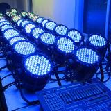 54X3w RGB 3 In1 LED Outdoor PAR Can Lumière