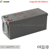batteria dell'UPS di 12V 160ah, batteria profonda del gel del ciclo (CG12-160)