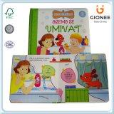 Libro di Hardcover personalizzato del grippaggio perfetto per il Preschooler