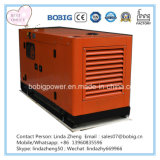 100kw 125kVA Electric Soundproof Canopy Open Type Diesel Generator Set