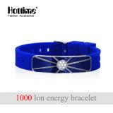 Design de moda mais recente bracelete de energia com opção de cores diferentes (20013)