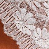 Lacet chimique neuf de textile de broderie de tissus de lacet de couturier d'arrivée