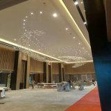 De moderne Lamp van Squar Pentand van het Kristal van de Luxe met Hotel Projece