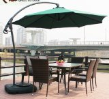 9 PCE Dining Set Mesa e cadeiras Wicker Rattan Outdoor Sofa Set