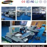 960*960 Die Casting Cabinet P10 Outdoor Display LED de publicidade digital