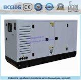 Generador diesel de calidad superior de la refrigeración por agua de 125kVA 100kw