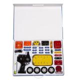 Venta caliente bricolaje electrónico Kit de coche RC, bricolaje general Alquiler de juguetes electrónicos con EN71, en los certificados de62115