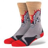 Носки экипажа платья людей способа изготовлений носок изготовленный на заказ