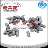 Morceaux de foret personnalisés de carbure cimenté de tungstène pour l'exploitation