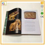 Kundenspezifischer Ausgabe-Buch-Drucken-Drucker in China