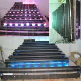 8X10W bewegliches Hauptstab-Nachtclub-Licht des stadiums-LED