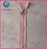 Zipper colorido da bolsa de Vislon da cor dos dentes