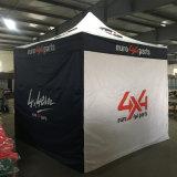 3X3, das bewegliches Garage-Kabinendach für kundenspezifisches Drucken faltet