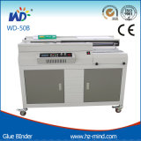 Máquina de encuadernación de pegamento perfecto (WD-50B)