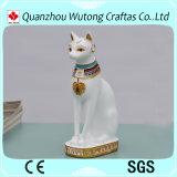 卸し売り古代エジプト幸運なFeng Shuiの製品猫の置物