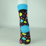 China-Hersteller kundenspezifische Mann-Kleid-Kasten-Socken