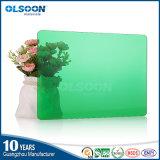 Alta Qualidade Olsoon 100% Novo Material Virgem a folha de acrílico transparente de cor