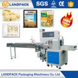 Автоматическая система упаковки подушек потока продовольствия