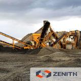 Grande capacidade de esmagamento de pedra completa / britador planta (80t\h-120t\h)